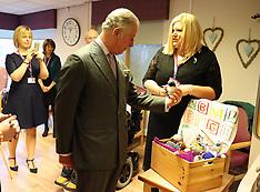 Royal visit to Ayrshire - 21 Dec