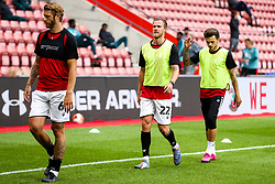 Tomas Kalas of Bristol City during a friendly match before the Premier League and Championship resume after the Covid-19 mid-season disruption - Rogan/JMP - 12/06/2020 - FOOTBALL - St Mary's Stadium, England - Southampton v Bristol City - Friendly.