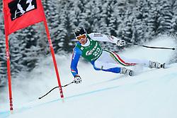 21.01.2011, Hahnenkamm, Kitzbuehel, AUT, FIS World Cup Ski Alpin, Men, Super G, im Bild // Patrick Staudacher (ITA) // during the men super g race at the FIS Alpine skiing World cup in Kitzbuehel, EXPA Pictures © 2011, PhotoCredit: EXPA/ S. Zangrando