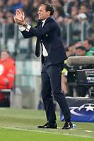 18.10.2017 - Torino - Champions League   -  Juventus-Sporting Lisbona nella  foto: Massimiliano Allegri