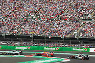Mexico- Mexican Grand Prix - 30 Oct 2016