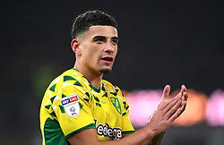 Norwich City's Ben Godfrey after the Sky Bet Championship match at Carrow Road, Norwich.