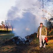 Grandfather portratit on Mamiya RZ and Kodka Portra 120 Film.  Taken on Thanksgiving Holiday Vacation by photographer C. Scott Lyles in Hartsville, SC