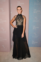 September 13, 2018 - New York, NY, USA - September 13, 2018  New York City..Josephine Skriver attending the 4th Annual Clara Lionel Foundation Diamond Ball on September 13, 2018 in New York City. (Credit Image: © Kristin Callahan/Ace Pictures via ZUMA Press)