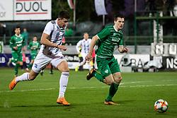 during football match between NŠ Mura and NK Domžale in 23rd Round of Prva liga Telekom Slovenije 2018/19, on March 02, 2019 in Fazanerija, Murska Sobota, Slovenia. Photo by Blaž Weindorfer / Sportida