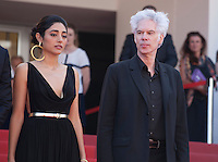Actress Golshifteh Farahani and Director Jim Jarmusch at the gala screening for the film Paterson at the 69th Cannes Film Festival, Monday 16th May 2016, Cannes, France. Photography: Doreen Kennedy