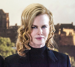 Nicole Kidman at the Photocall for Jonathan Teplitzkys film The Railway Man at Creative Scotland, Edinburgh. .©Michael Schofield...