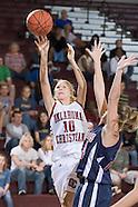OC Women's BBall vs Oklahoma Wesleyan - 11/3/2007