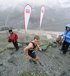 15.07.2012, Kaiser Franz Josef Höhe, Heiligenblut, AUT, Großglockner Berglauf 2012, im Bild John Rocke GBR // during the Grossglockner mountain run 2012, Kaiser Franz Josef Hoehe, Austria on 20120715, EXPA Pictures © 2012, PhotoCredit: EXPA/ M. Gruber