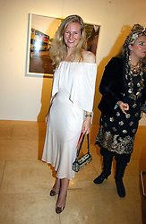 ALANNAH WESTON at a party to celebrate the opening of Photo-London 2006 at Burlington Gardens, London W1 on 17th May 2006.<br />