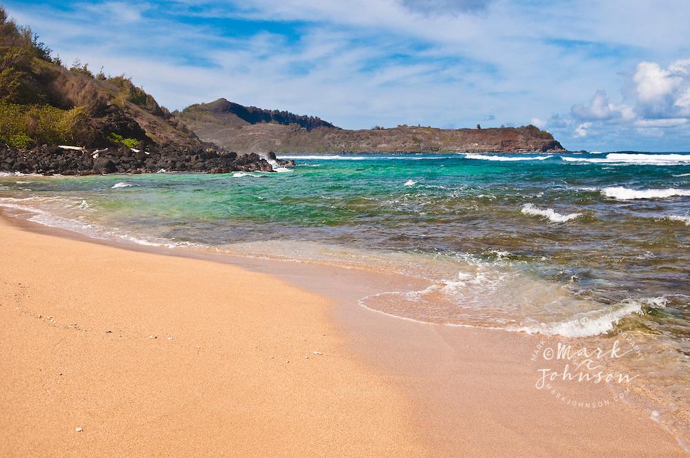 Pilaa beach, Kauai, Hawaii, USA