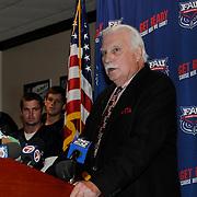 8/11/11 Coach Schnellenberger Retirement