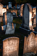 A Vista into the Past - Evergreen Cemetery