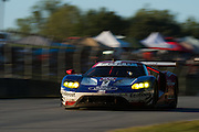 October 1, 2016: IMSA Petit Le Mans, #66 Joey Hand, Dirk Muller, Ford Chip Ganassi Racing, Ford GT GTLM