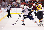 OKC Barons vs Chicago Wolves - 10/10/2010