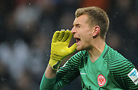 Torwart Lukas Hradecky (Frankfurt)<br /> Leverkusen, 11.02.2017, Fussball Bundesliga, Bayer 04 Leverkusen - Eintracht Frankfurt 3:0<br /> <br /> Norway only