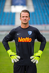07.07.2015, Rewirpower Stadion, Bochum, GER, 2. FBL, VfL Bochum, Fototermin, im Bild Manuel Riemann (Bochum) // during the official Team and Portrait Photoshoot of German 2nd Bundesliga Club VfL Bochum at the Rewirpower Stadion in Bochum, Germany on 2015/07/07. EXPA Pictures &copy; 2015, PhotoCredit: EXPA/ Eibner-Pressefoto/ Hommes<br /> <br /> *****ATTENTION - OUT of GER*****