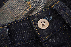 Picture shows Heller's Cafe new jeans collection S/S 2015.<br /> <br /> See www.new-utility.co.uk<br /> <br /> Credit should read: Picture by Mark Larner<br /> NO UNAUTHORISED USAGE