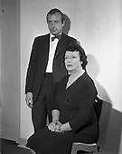 1958 James R. and Mrs Crosbie