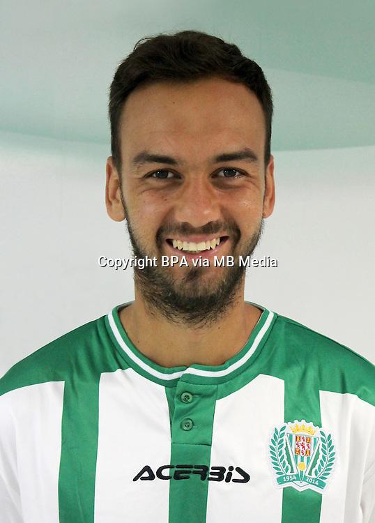 Spain - La Liga BBVA  2014-2015 / <br /> ( Cordoba CF ) - <br /> Deivid Rodriguez Barrera