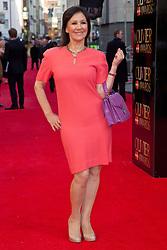 © Licensed to London News Pictures. 15/04/2012. Arlene Phillips 2012 Olivier Awards Arrivals At The Royal Opera House, London, UK.  Photo credit : Richard Hurn / LNP