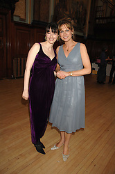 Left to right, GEORGIA COLERIDGE and KAREN DOHERTY at a party to celebrate the publication of 'Seven Secrets of Successful Parenting' by Karen Doherty and Georgia Coleridge, held at Chelsea Town Hall, King's Road, London on 28th April 2008.<br /><br />NON EXCLUSIVE - WORLD RIGHTS