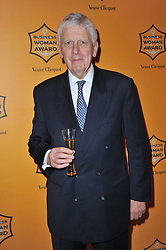 LORD POWELL at the 38th Veuve Clicquot Business Woman Award held at Claridge's, Brook Street, London W1 on 28th March 2011.