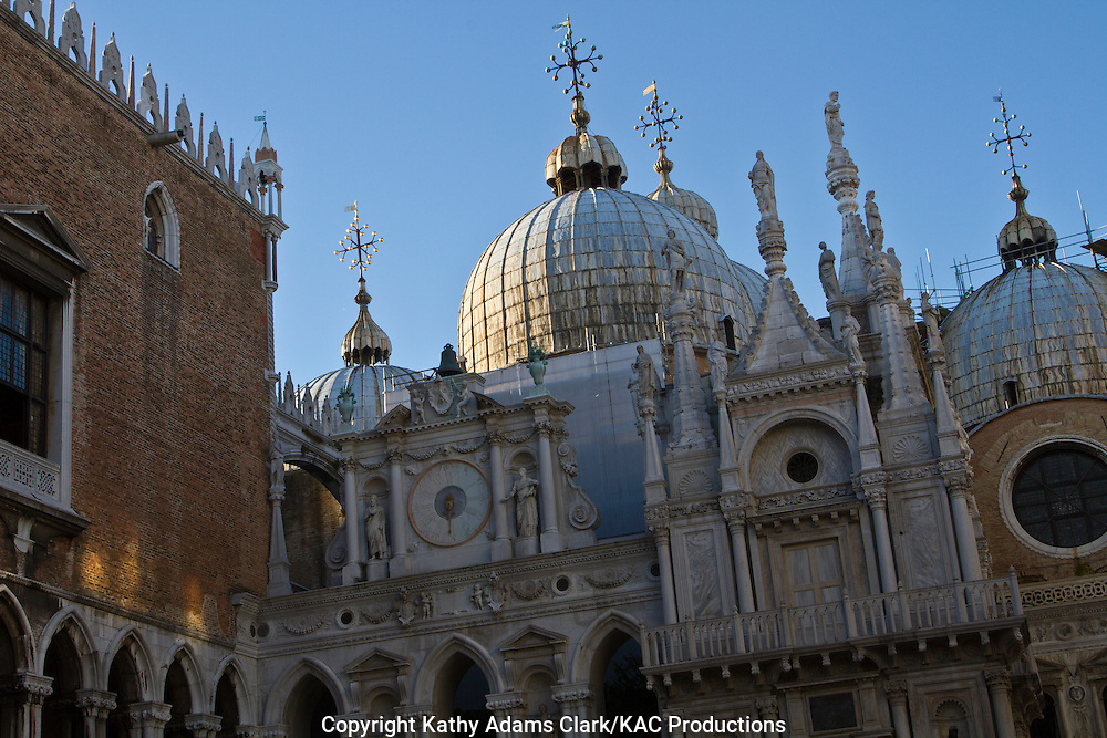 Basilica di San Marco Plazzetta San Marco Venice Italy , Basilica of Saint Mark, in St. Mark's Plaza, Venice, Italy,