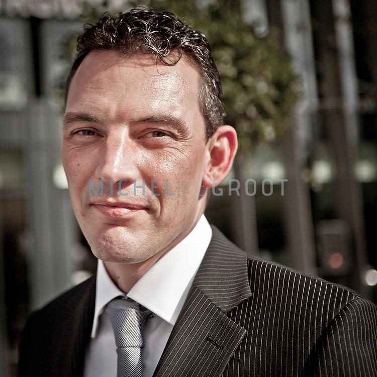Mark van Wingerden, Adjunct Directeur van VAF Instruments