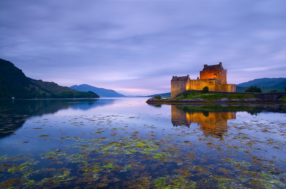 One of the most photographed castles in Scotland, definitely worth a visit.