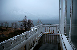NORWAY SVOLVAER 9DEC15 - Landscape near Svolvaer, Lofoten, Norway.<br /> <br /> jre/Photo by Jiri Rezac / Greenpeace<br /> <br /> © Jiri Rezac 2015