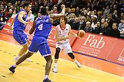 Dalla Valle, Carter<br /> Grissin Bon Reggio Emilia - Enel Basket Brindisi<br /> Campionato Basket LNP 2016/2017<br /> Reggio Emilia, 06/02/2017<br /> Foto Ciamillo-Castoria