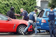 Wellington-AOS police deployed to Newlands suburb