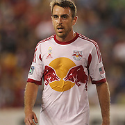 Eric Alexander, New York Red Bulls, in action during the New York Red Bulls Vs Seattle Sounders, Major League Soccer regular season match at Red Bull Arena, Harrison, New Jersey. USA. 20th September 2014. Photo Tim Clayton