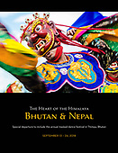 Heart of the Himalaya: Bhutan & Nepal