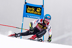 SHIFFRIN Mikaela of United States competes during  the 6th Ladies'  GiantSlalom at 55th Golden Fox - Maribor of Audi FIS Ski World Cup 2018/19, on February 1, 2019 in Pohorje, Maribor, Slovenia. Photo by Matic Ritonja / Sportida