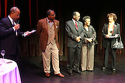 l to r: Rev. Calvin Butts, Photographer Robert Eliets, Ethopian Ambassador  to the US Mr. & Mrs. Fessha Tessema , and Mrs. Charlie Rangel at The Abyssinian Baptist Church Official Kick-Off The Abyssinian Fund Benefit held at the Harlem Gate House on December 5, 2009 in Harlem, New York City..The Abyssinian Fund is committed to reducing poverty in Ethiopia by working with partner organizations, farming cooperatives and community residents to improve healthcare, education and access to clean water.