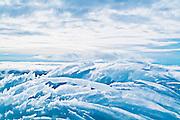 Zaragoza. Parque Natural del Moncayo. Hielo. Nieve. Frío. Mar de nubes. Clima. Climatología. 5-12-2009. Julio E. Foster©