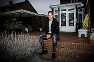 30-03-2016 VOETBAL:JORDENS PETERS:WILLEM II:MAASKANTJE<br /> De aanvoerder van Willem II Jordens Peters in en om zijn huis in Maaskantje<br /> <br /> Foto: Geert van Erven