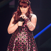 NLD/Amsterdam/20131129 - The Voice of Holland 2013, 3de show, Coosje Smid