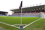 General view of Burnley FC. The FA Cup match between Burnley and Norwich City at Turf Moor, Burnley, England on 25 January 2020.
