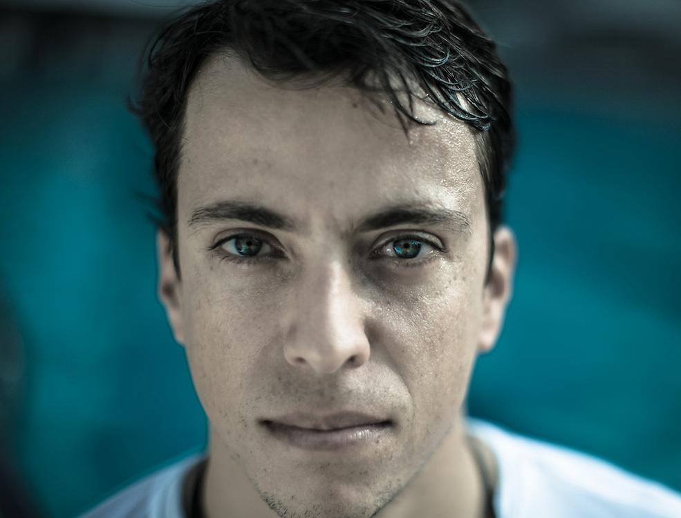 Vinnie Santana, trainer at Ironguides, Bangkok