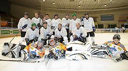 08.12.2010, UPC Arena, Graz, AUT, Benefizspiel, Moser Medical Graz 99ers, im Bild Team Peintner, EXPA Pictures © 2010, PhotoCredit: EXPA/ Erwin Scheriau