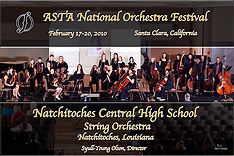 Natchitoches Central High School String Orchestra