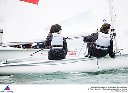 The first stop of World Sailing's 2017 World Cup Series will see over 450 competitors race across the ten Olympic classes from Regatta Park at Coconut Grove, Miami from 24 – 29 January. Image free of editorial rights. @Pedro Martinez / Sailing Energy / World Sailing