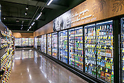 Interstore Design, Ala Moana Foodland, Hawaii