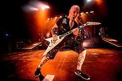 May 3, 2017 - Toronto, Ontario, Canada - Guitarist SCOTT IAN of American thrash metal band Anthrax performed sold out show at Danforth Music Hall in Toronto. (Credit Image: © Igor Vidyashev via ZUMA Wire)