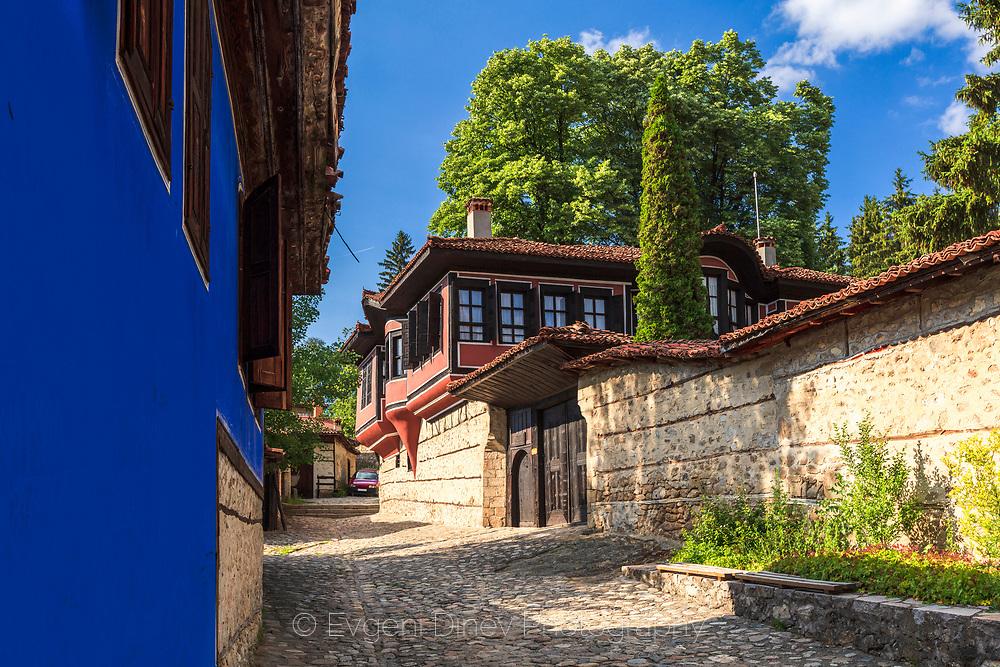 House of Kableshkov in Koprivshtitsa