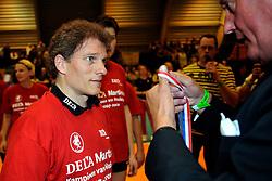 26-04-2008 VOLLEYBAL: DELA MARTINUS - AMVJ: AMSTELVEEN<br /> Martinus landskampioen 2007-2008 / Avital Selinger<br /> &copy;2008-WWW.FOTOHOOGENDOORN.NL