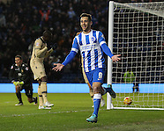 Brighton and Hove Albion v Leeds United 240215